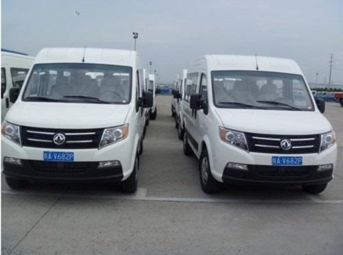 上海明年起推3000辆电动物流车