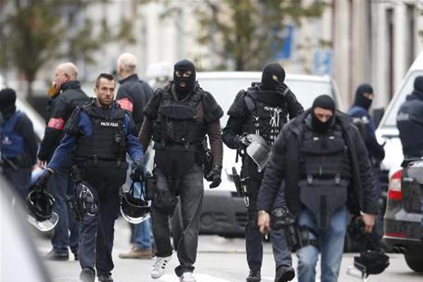 比利时警方抓获一名巴黎恐袭嫌疑人