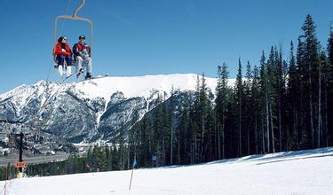 吉林长白山滑雪场