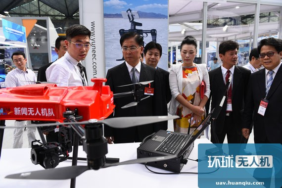 """易瓦特赵国成:发起""""空中工业革命""""引领行业前行"""