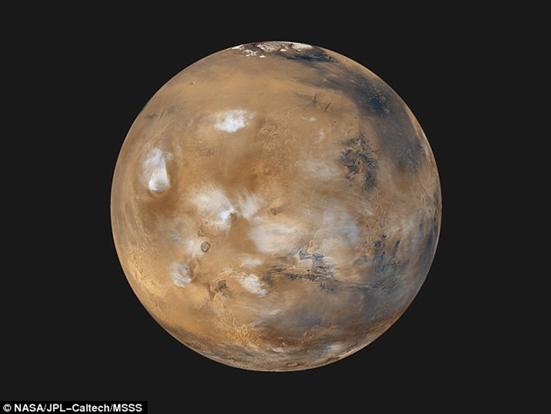 NASA研发超级人形机器人 将用于火星任务