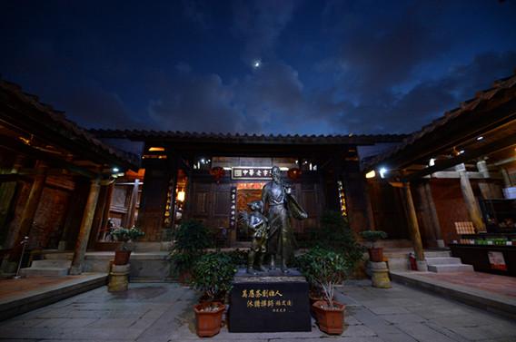 晋江五店市传统街区:身处闹市心独静图片
