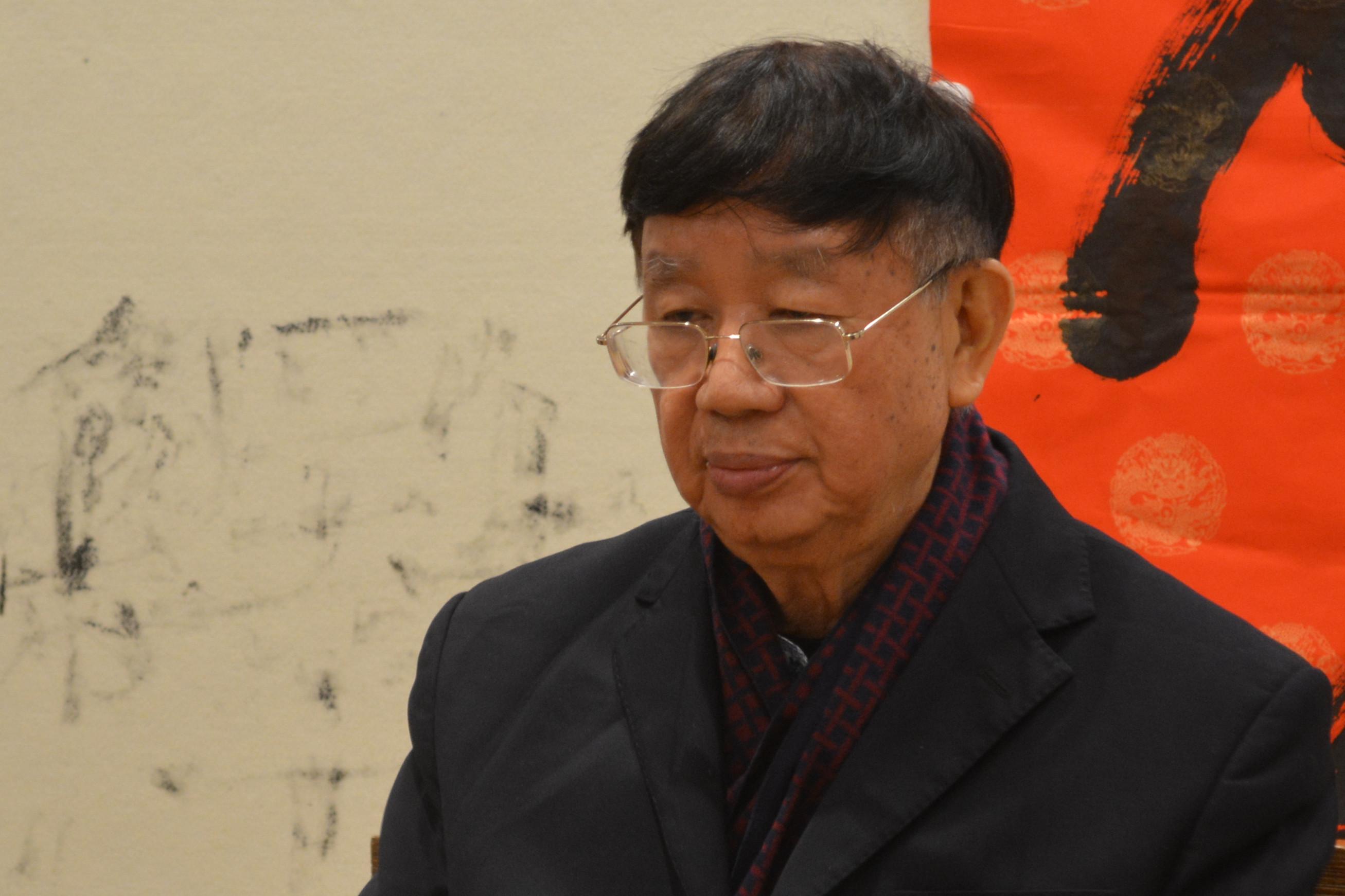 哲学大师成中英教授:建设一流大学需要激活中国文化精华与学术良知人格