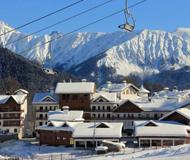 东欧城市入围最佳滑雪疗养地 索契获评欧洲最佳
