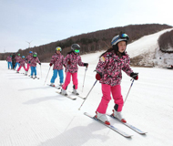 张家口盲人滑雪队成立 备战2022年冬季残奥会