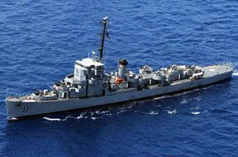 菲律宾海军72年岁老舰是顶梁柱