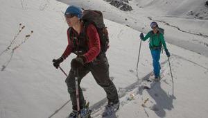阿富汗体验原始滑雪
