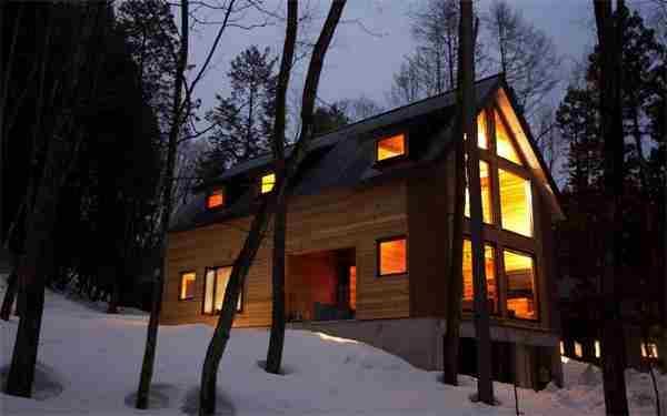亚洲四大豪华滑雪度假胜地 在家门口享受乐趣
