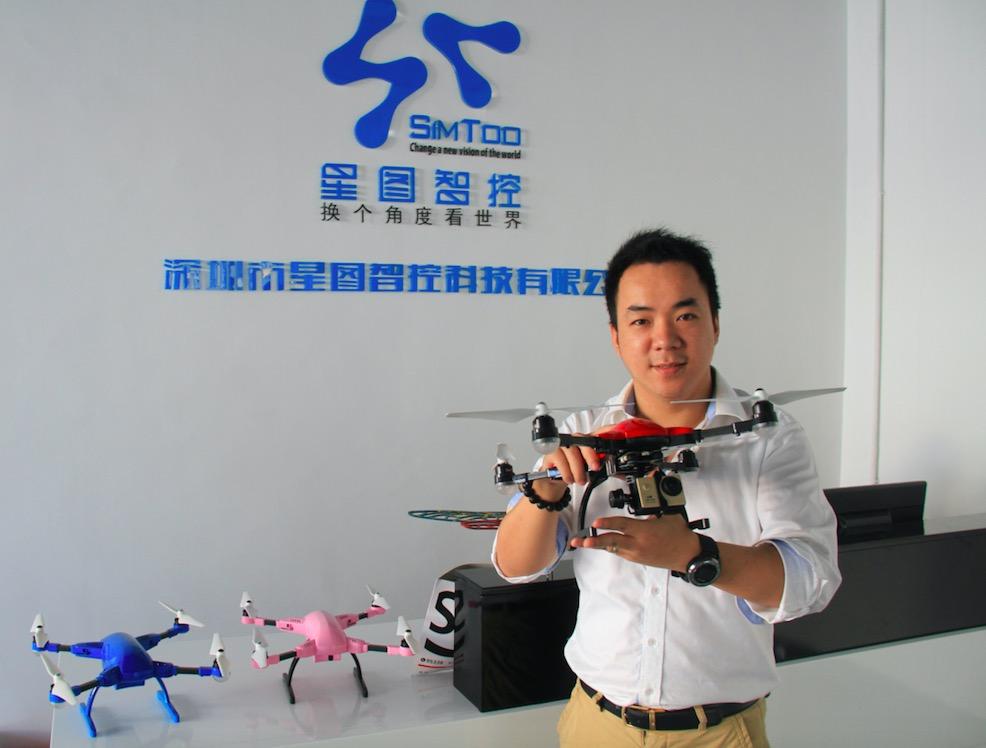 星图张庆旗:蜻蜓无人机的100次起降赚了2000万