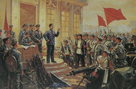 军队都在九江 为何八一起义要选择南昌?
