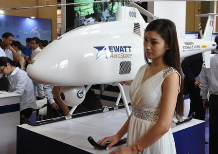 无人机2000亿元的市场已是红海