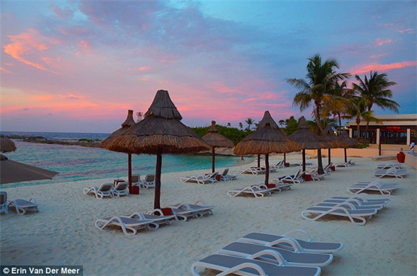 墨西哥坎昆度假村:家庭旅游的不二之选