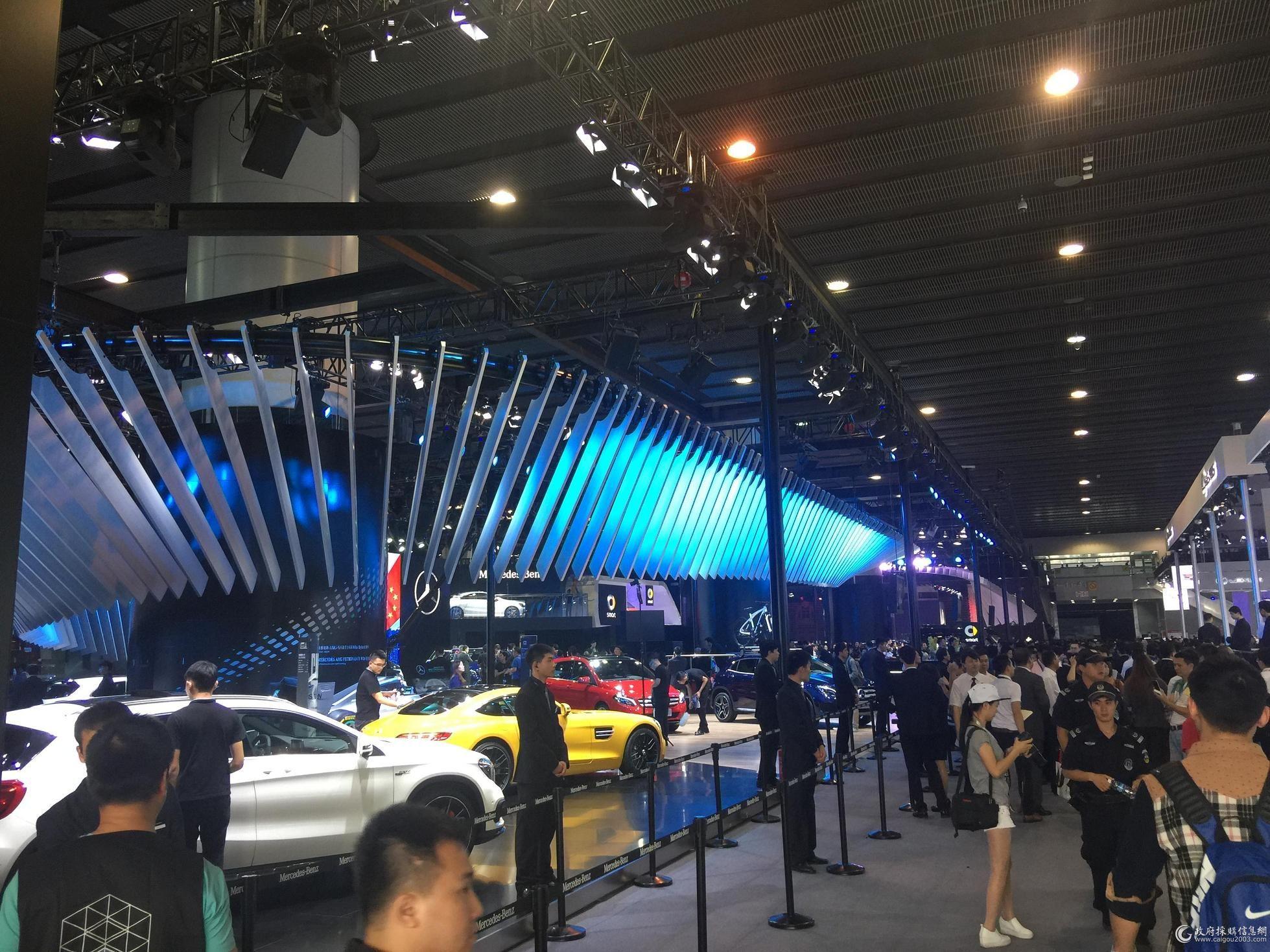 广州车展距离京沪车展还有多远?