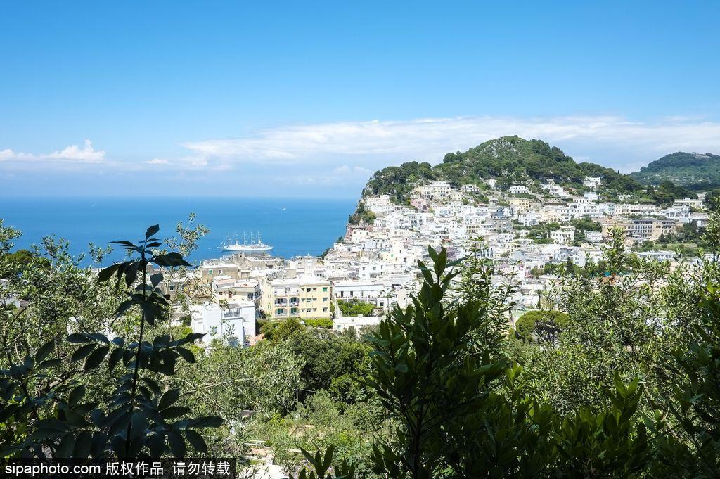 意大利:那不勒斯女妖之岛美景