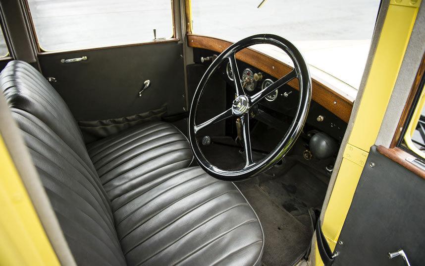 后座装有弹簧,无疑是全车最舒适的地方.   v. 以现代的标准衡高清图片
