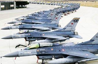 土耳其空军不逊于俄军 俄贸然挑战是以卵击石