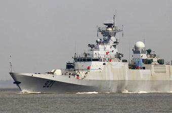 新造好国产军舰怎么看着这么旧
