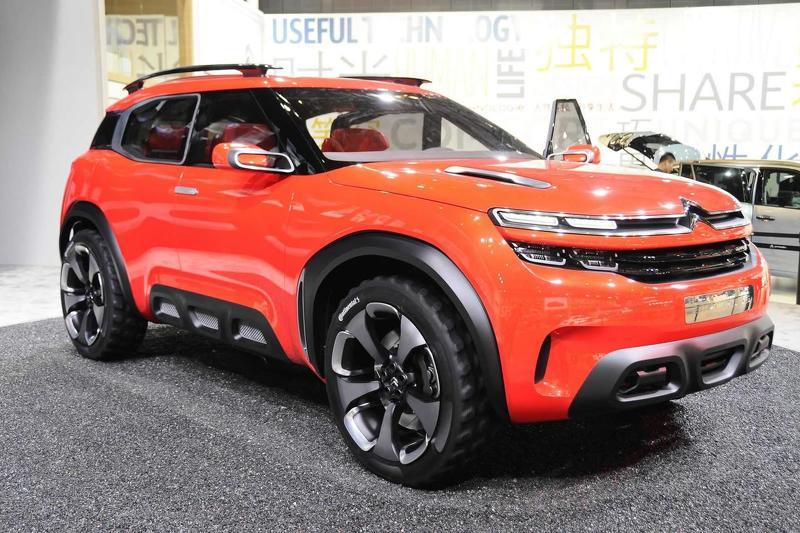 雪铁龙拟丰富车型设计 将推独特造型
