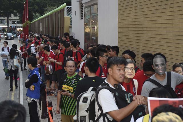 香港足总遭FIFA纪律调查 球迷嘘国歌或受重罚