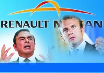 法国政府强势干预 雷诺日产联盟失衡?