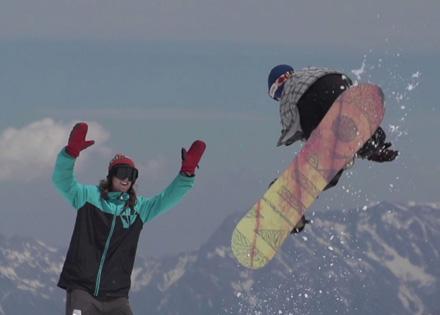 滑雪训练营乐事多