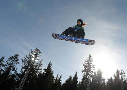 走进滑雪达人的日常