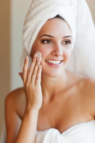 日媒总结美国美女使用日本乳霜的方法