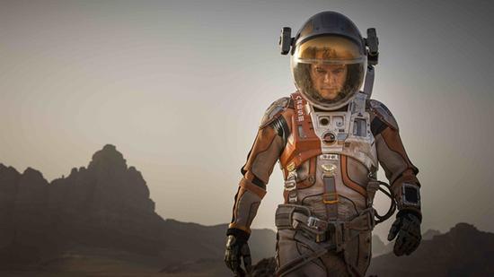 火星救援:一部在火星上创业的励志剧
