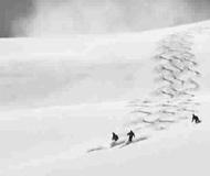 加拿大滑雪胜地 空谷深处的奢隐秘境(图)