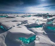 绝美!冬天的艺术 你不一定见过的冰雪美景