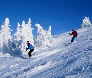 组图:世界十大雪乡奇境 体验纯净圣洁之美