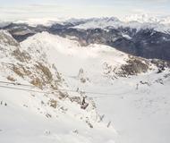 法国2700高空缆车卧室 滑雪爱好者的梦幻天堂