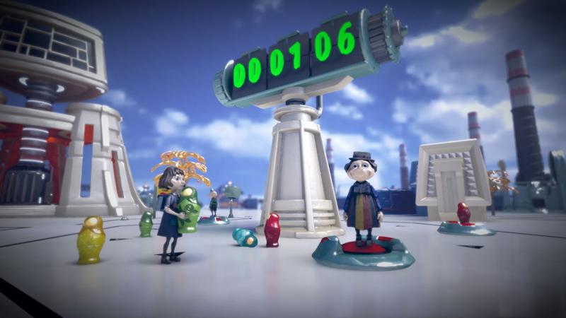 PS4独占《明日之子》最新截图 完美光照效果