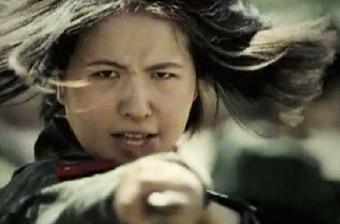 武警征兵宣传片震撼镜头集锦
