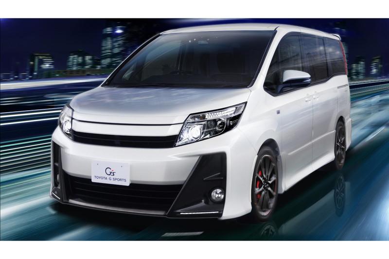 丰田发布两款概念微面 将亮相东京改装车展
