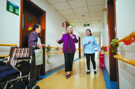 医养结合不轻松:优质医疗资源养老院月收费破万