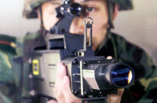 国产单兵激光武器已有多款