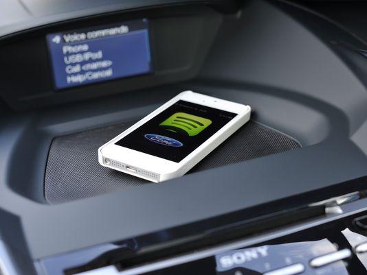 福特新车软件升级 配备苹果Siri语音系统