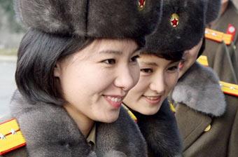 朝鲜牡丹峰乐团将赴中国演出