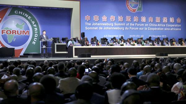 穆加贝:中国是上天赐予给非洲的礼物!