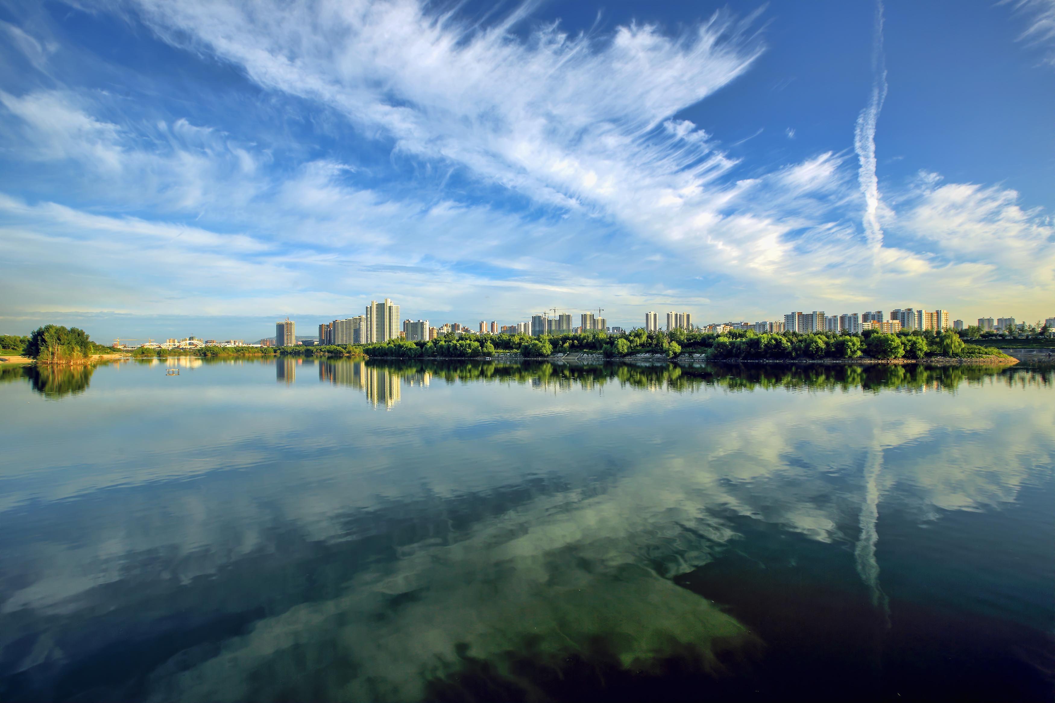 """西安浐灞生态区打造""""一带一路""""建设重要平台"""