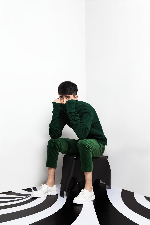 于朦胧曝光《梦游》奇幻时尚系列写真大片