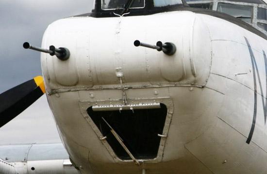 """有些飞机已经进化出""""面孔"""""""