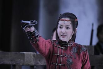 湘西美女土匪:谁割五个鬼子的头就嫁给他