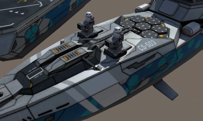 哪国的超级战舰如此雄伟壮丽?