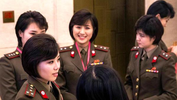 朝鲜牡丹峰乐团在北京排练  即将举行演出