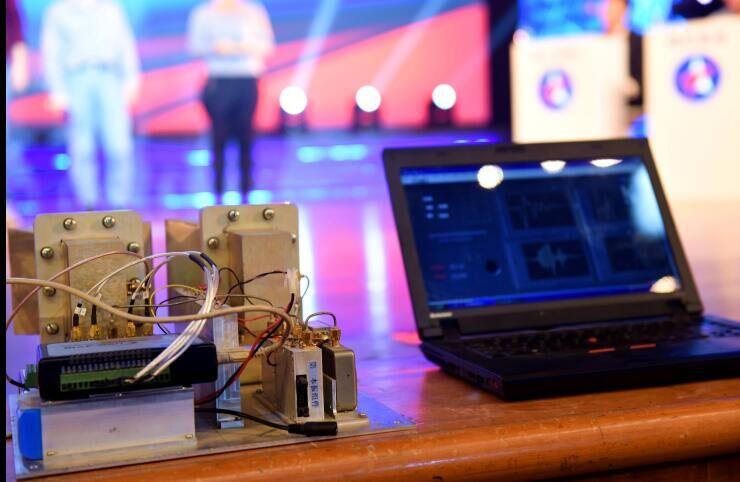 中国团队研发无人机移动组网 可应用军事领域