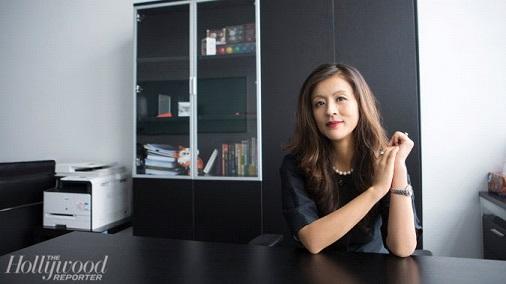 张蔚:将阿里影业打造全球最大娱乐公司