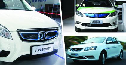 A级纯电动汽车市场能够更宽广