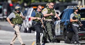 美国加州发生枪击案